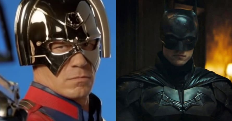 HBO Max The Batman Peacemaker DC Superman James Gunn