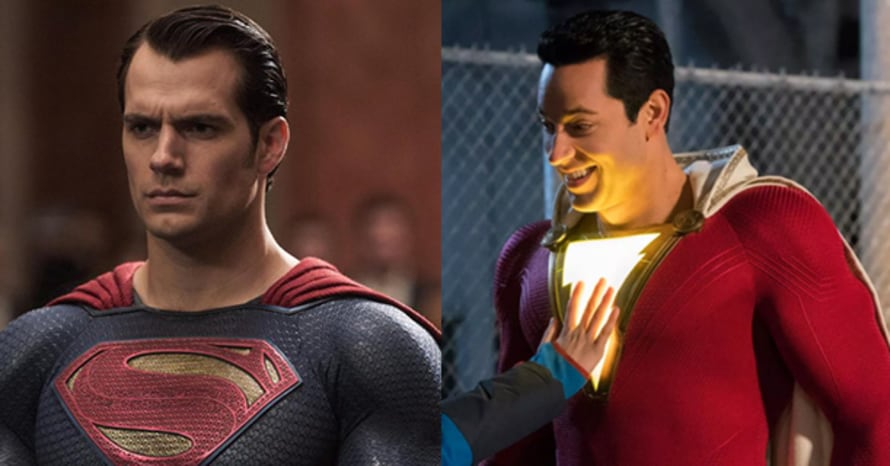 'Shazam! 2' Director David F. Sandberg Addresses Henry Cavill Superman Rumors