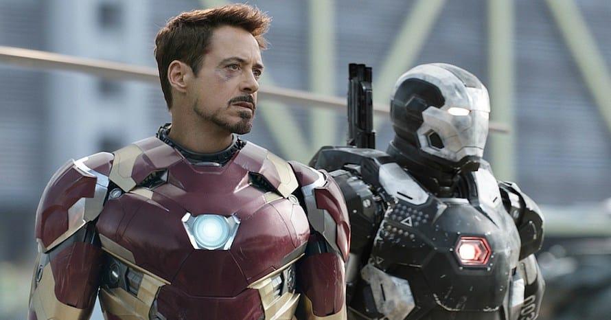 Tony Stark Don Cheadle Armor Wars