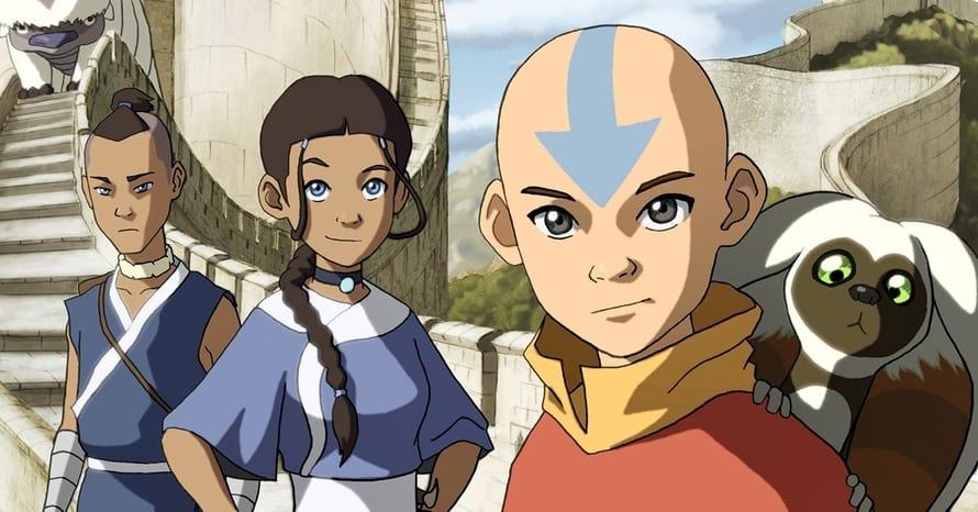 Avatar Studios The Last Airbender Nickelodeon