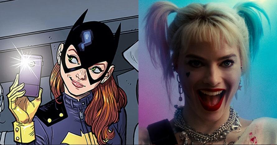 Batgirl Zack Snyder Justice League Harley Quinn