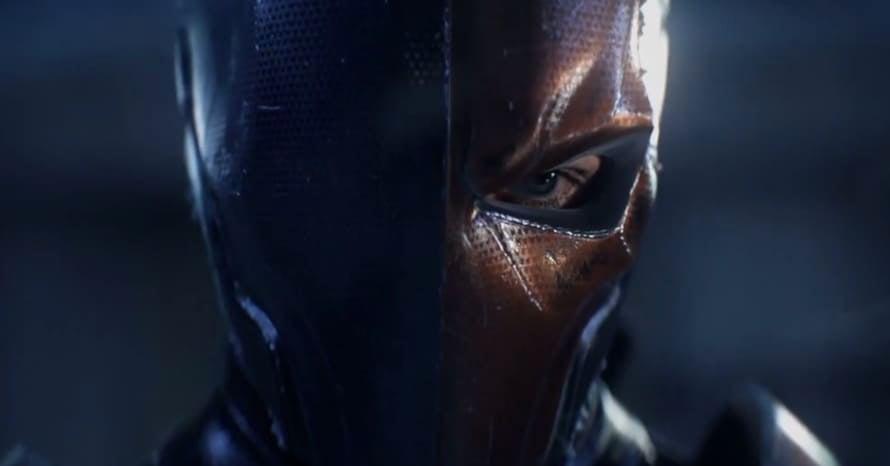 Ben Affleck The Batman Arkham Origins Deathstroke Justice League Zack Snyder