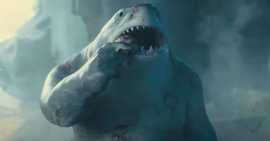 Steve Agee James Gunn The Suicide Squad King Shark Sylvester Stallone