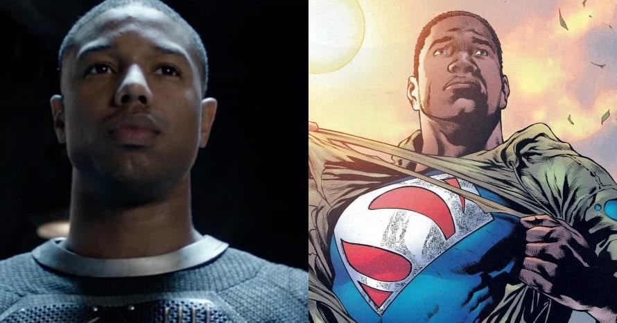 Michael B. Jordan develops Val-Zod project 'Superman' for HBO Max