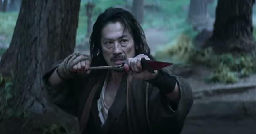 John Wick Keanu Reeves Sub-Zero Mortal Kombat Movie Hiroyuki Sanada Hanzo Hasashi Scorpion