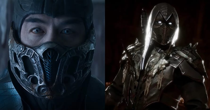 Joe Taslim Addresses Whether Noob Saibot Appears In 'Mortal Kombat'