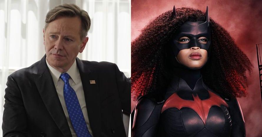 Peter Outerbridge Batwoman Black Mask Javicia Leslie
