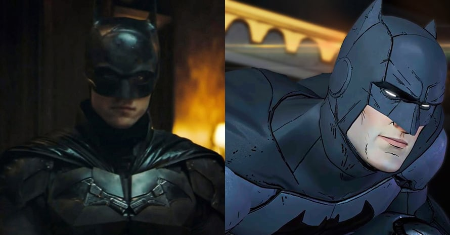 See Robert Pattinson Don The Telltale Batsuit For 'The Batman'