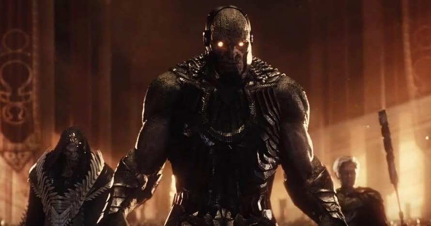 Zack Snyder Cut Justice League Darkseid DC Prime 1 Studio