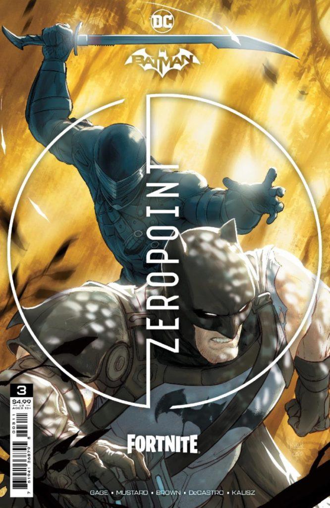 batman fortnite zero point snake eyes