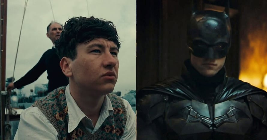 Barry Keoghan The Batman Eternals