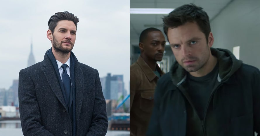 Ben Barnes The Falcon and The Winter Soldier The Punisher