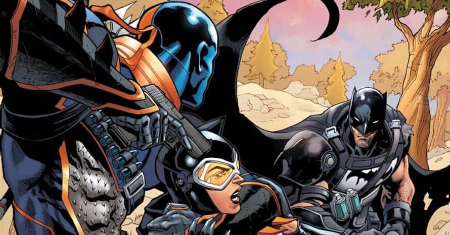 Deathstroke Batman Fortnite