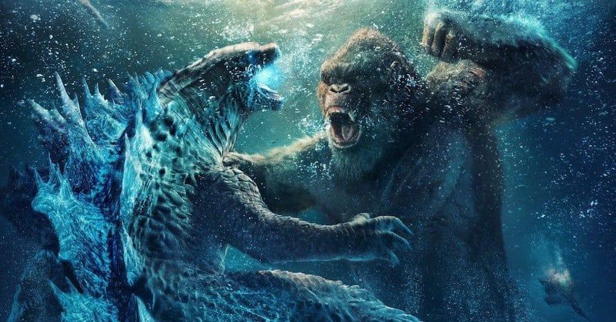 Godzilla vs Kong Zack Snyder's Justice League