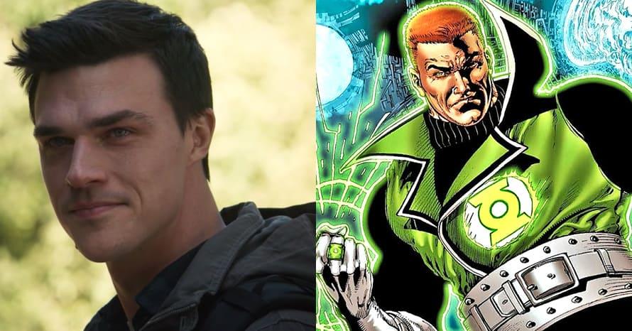 Green Lantern Finn Wittrock HBO Max Guy Gardner