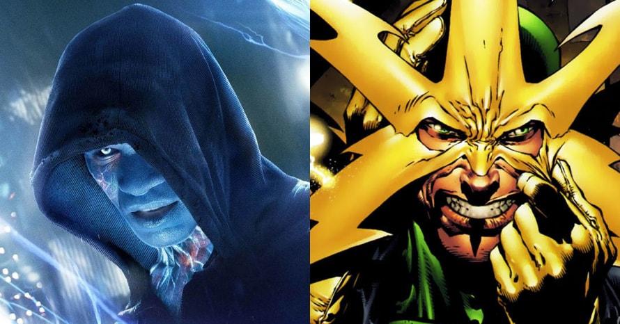 Jamie Foxx Electro Spider-Man Tom Holland