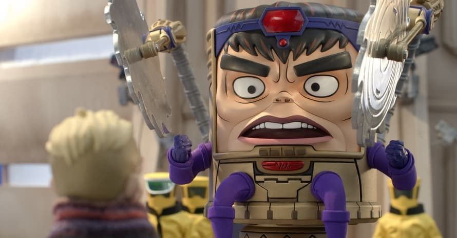 New Trailer For 'Marvel's M.O.D.O.K.' Animated Hulu Series Drops