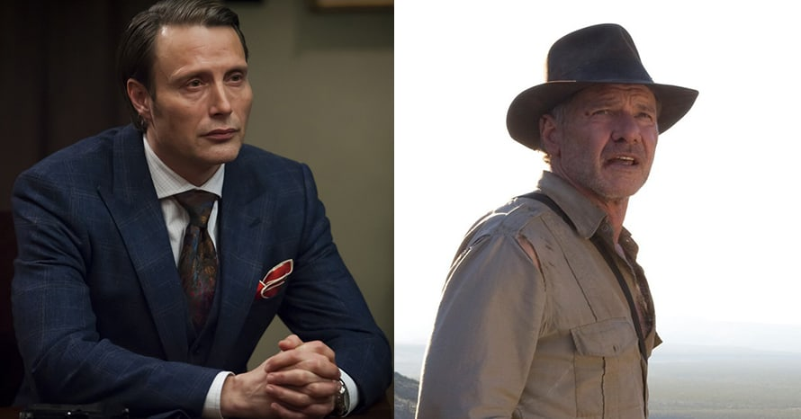 Mads Mikkelsen James Mangold Indiana Jones 5 Harrison Ford