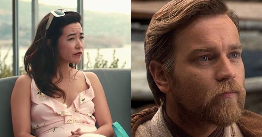 Maya Erskine Obi-Wan Kenobi Ewan McGregor