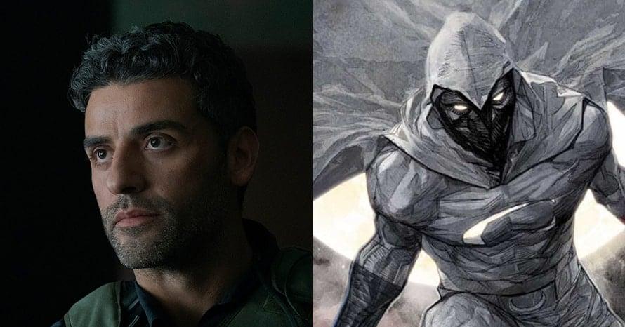 X-Men Apocalypses Oscar Isaac Moon Knight Disney Plus Marvel Marc Spector MCU