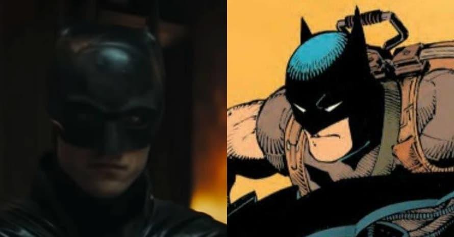 Robert Pattinson The Batman Zero Year DC