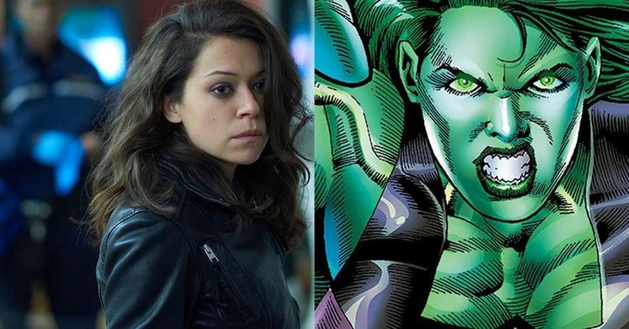 Tatiana Maslany She-Hulk Disney Plus