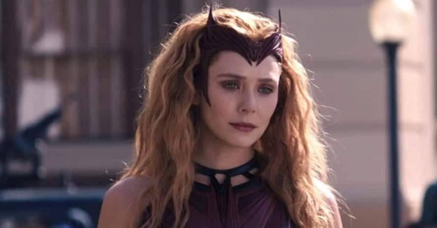 Hyundai WandaVision Elizabeth olsen Scarlet Witch Sam Raimi Doctor Strange