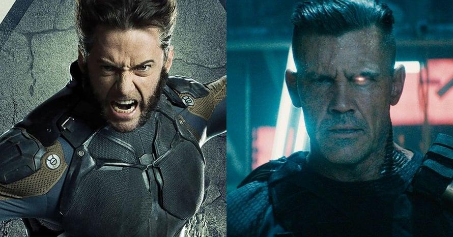 Wolverine Cable Josh Brolin MCU Hugh Jackman
