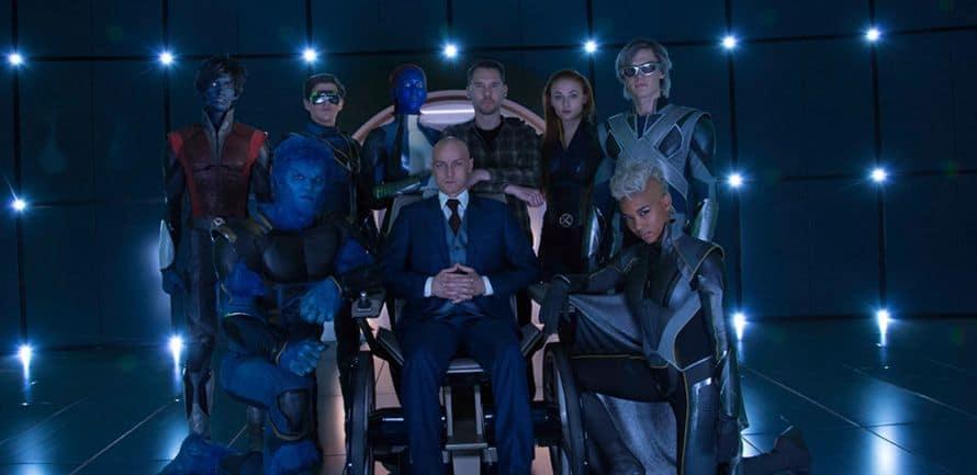 X-Men Apocalypse Danger Room 2016 Fox Marvel Bryan Singer