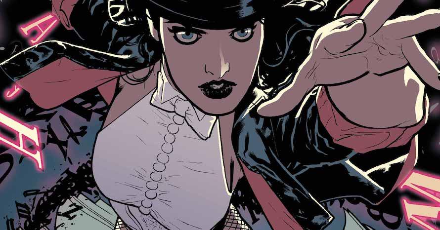 Zatanna Emerald Fennell DC