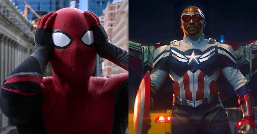 'The Falcon and The Winter Soldier' Finale Nearly Included Spider-Man