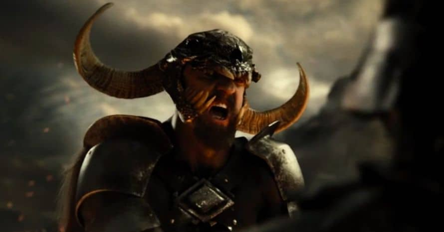 David Thewlis Justice League Ares