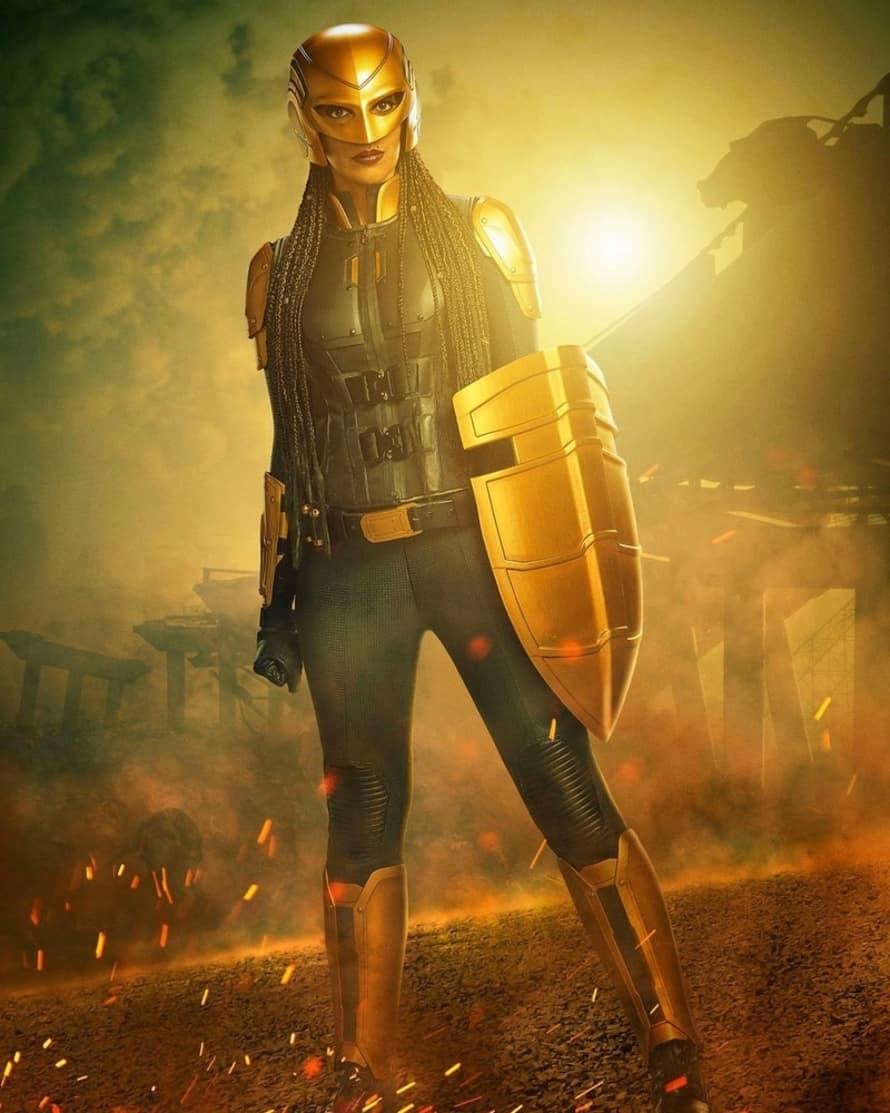 Wzie Tesfai Guardian Supergirl