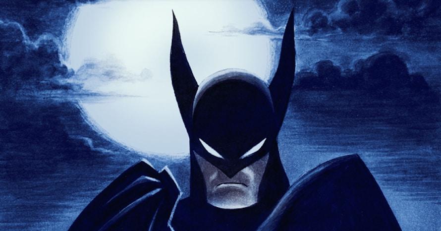 Batman Caped Crusader Superman HBO Max JJ Abrams Matt Reeves Bruce Timm