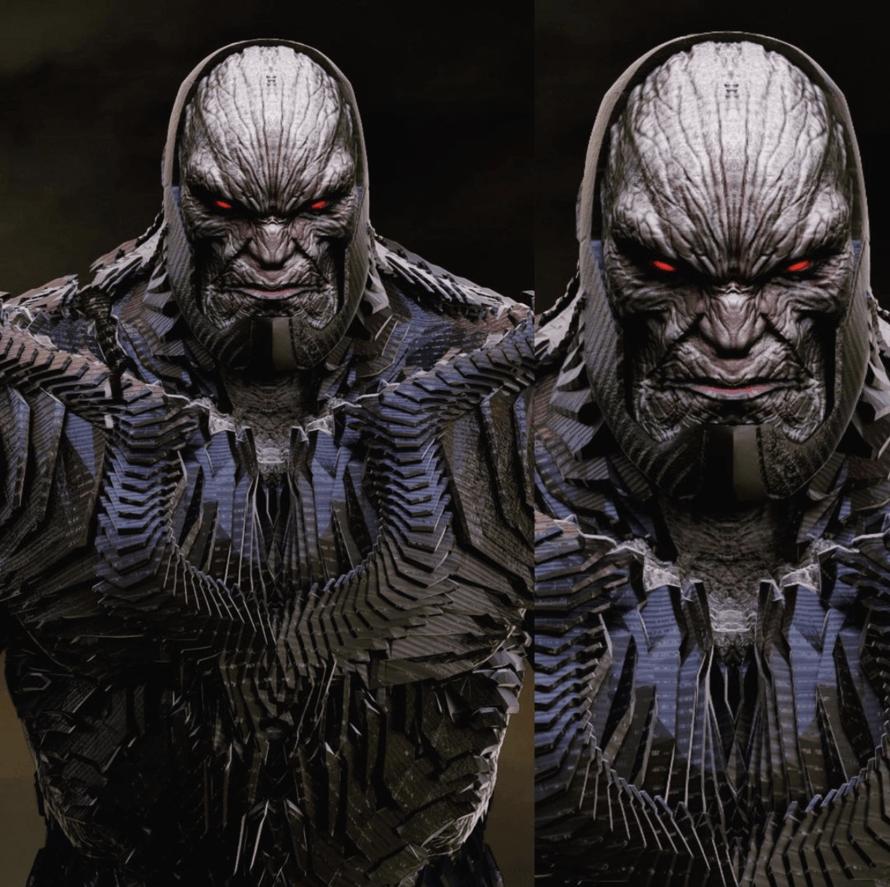 Darkseid Justice League Snyder Cut Concept Art