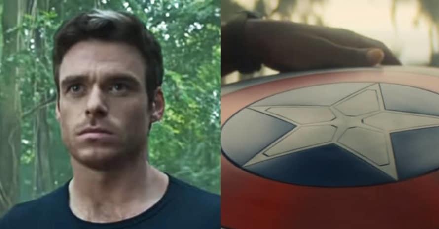 Eternals Captain America