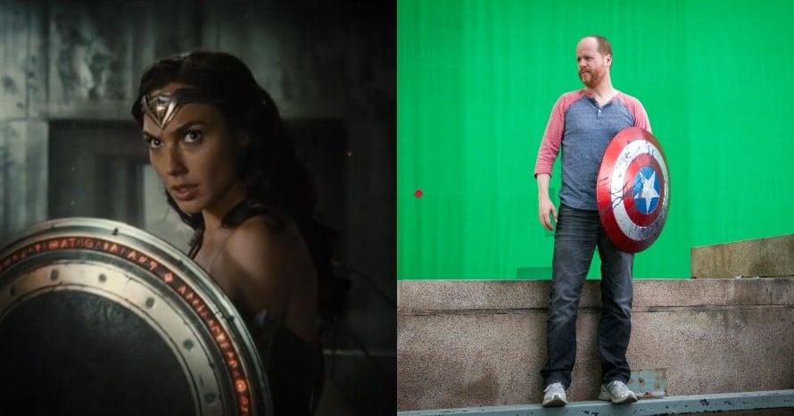 Gal Gadot Joss Whedon Justice League Wonder Woman