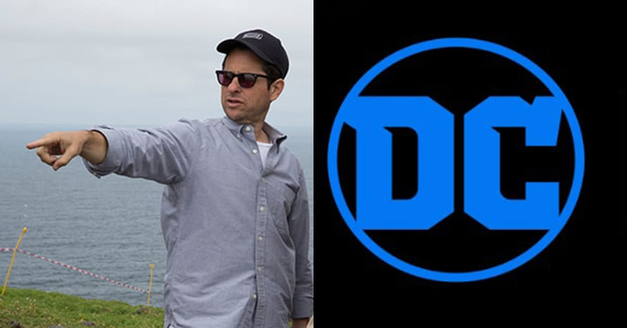 JJ Abrams DC Films