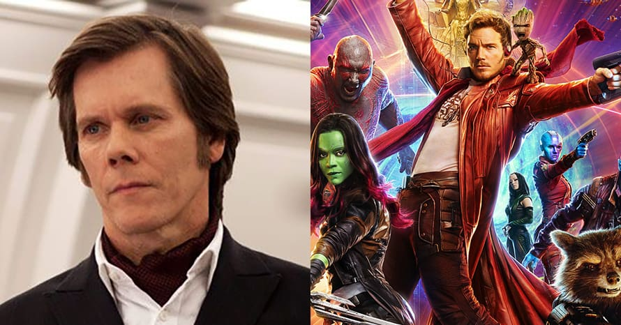 Kevin Bacon Guardians of the Galaxy