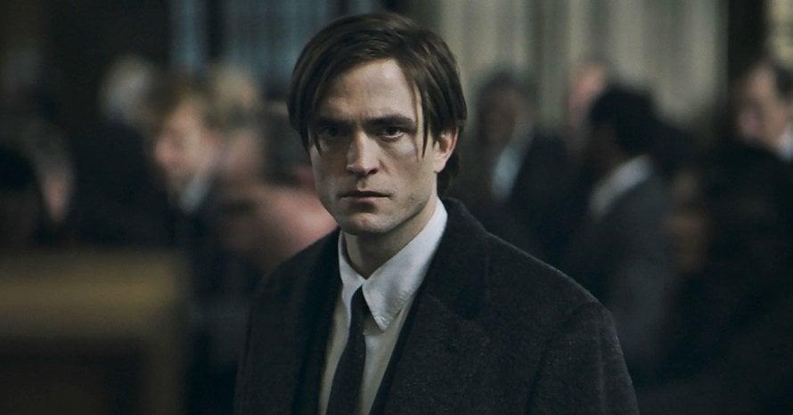 Bruce Wayne Robert Pattinson The Batman Bruce Wayne Warner Bros. HBO Max Matt Reeves