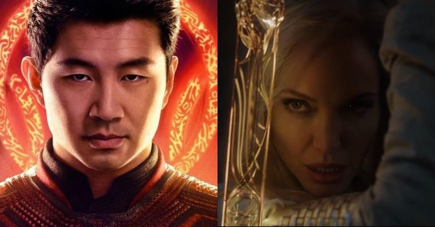 Shang-Chi Eternals Marvel Studios
