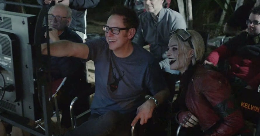 The Suicide Squad James Gunn DC Margot Robbie Gotham City Sirens DCEU