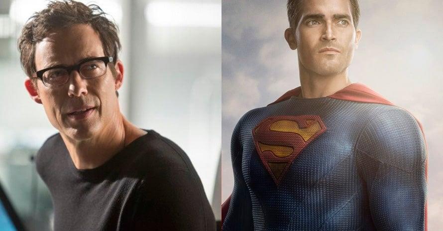 Tom Cavanagh Superman Lois The Flash