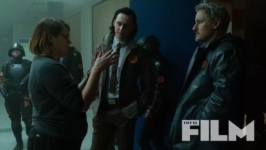 Tom Hiddleston Owen Wilson Loki