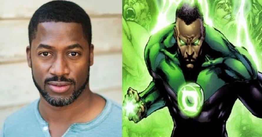 Wayne T Carr John Stewart Green Lantern Zack Snyder's Justice League DC