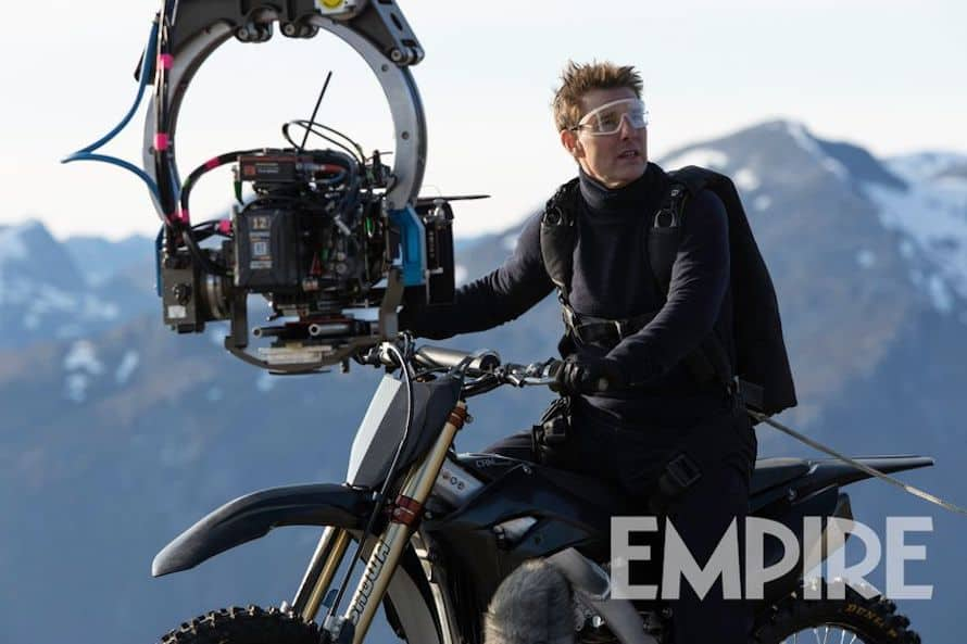 Tom Cruise Mission Impossible 7
