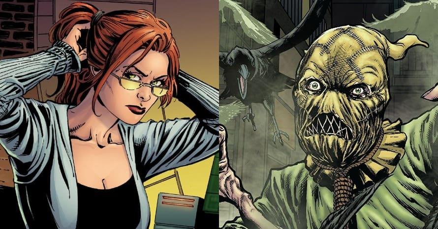 Barbara Gordon Titans Scarecrow