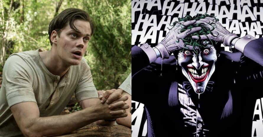 Bill Skarsgard Joker Robert Pattinson The Batman