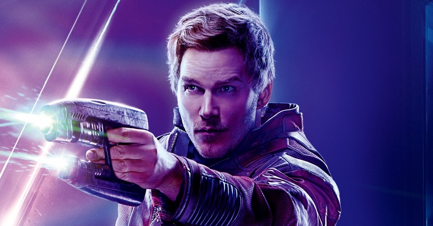 Chris Pratt Guardians of the Galaxy Vol. 3 James Gunn
