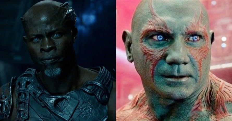 Djimon Hounsou Guardians of the Galaxy Drax